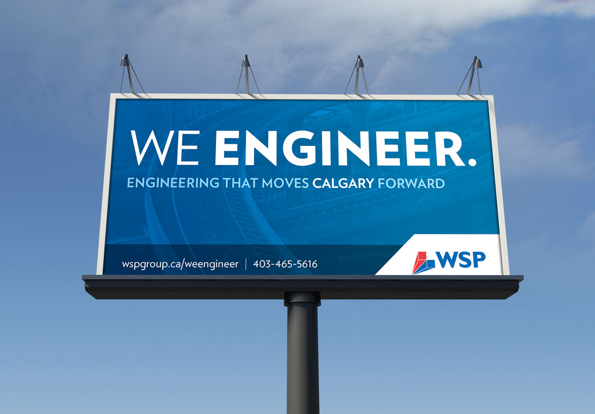 WSP Canada We Engineer Campaign