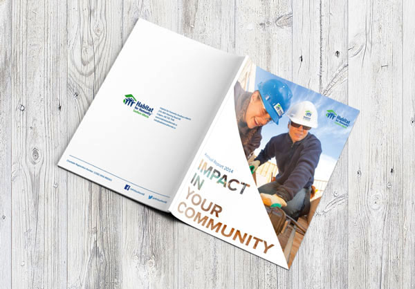 Habitat For Humanity Southern Alberta 2014 Annual Report