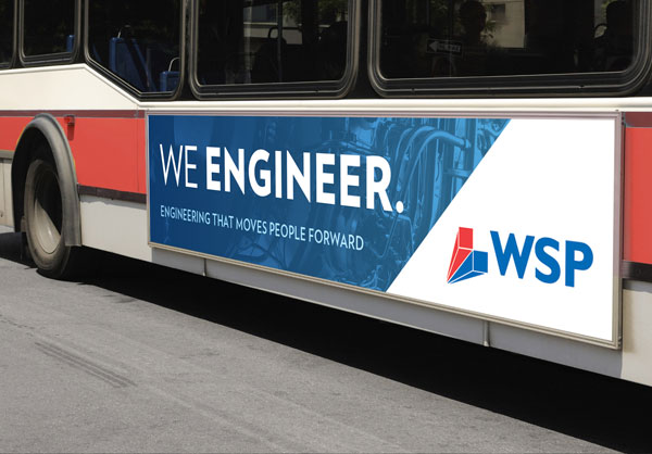 WSP Canada We Engineer Ad Campaign